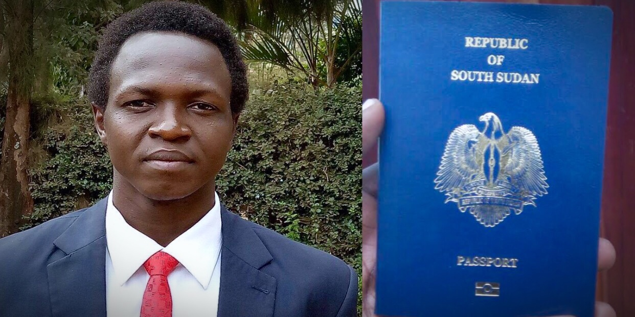 South Sudan Blacklisted Chairman Of The SPLM-IO Students