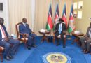 FVP, Gen. Taban Deng Briefed President Kiir About The Full Integration Of His SPLA-IO Faction Into SSPDF