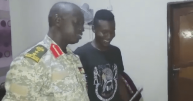 Ballistics Expert & Chairman Urges South Sudan Military Leaders To Demote And Expell Angui From SSPDF