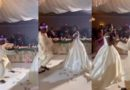 Old Man's 'Crazy' Dance Moves At Aaughter's Wedding Shows The Bride Price Was Heavy