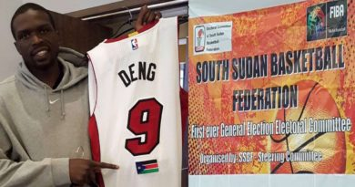 Retired NBA Star, Luol Deng Elected The President of South Sudan Basketball Federation