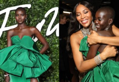 Black Girls Making It: Star Model, Adut Akech 🇸🇸 Wins 2019 Model Of The Year