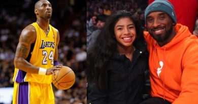 NBA legend Kobe Bryant and daughter dies in helicopter crash at age 41 and 13 – TMZ Reports