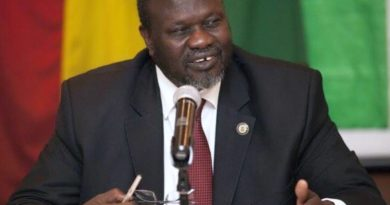 "Dr. Riek Machar: ""No Confirmed Cases of COVID-19 in South Sudan. Ignore Rumors Shared On Social Media"""