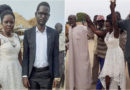 Achol Says 'I Do' To S. Sudan's Blind Singer Jacob Gai In A Traditional Marriage [photos]