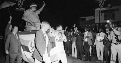 How Idi Amin made White Men carry him & became the only black ruler who made white man a slave