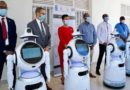 Rwanda deploys robots in treating COVID-19 patients. One robot can screen 150 patients in 1minute