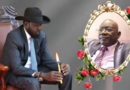 Condolences Message From President Kiir To The Family Of Late Amb. Marial Nuor Jok