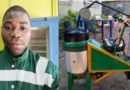 Brilliant! Nigerian man invents machine that transforms nylons and plastics into petrol